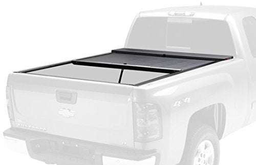 Roll-N-Lock LG271M M-Series Manual Retractable Truck Bed Cover for Silverado/Sierra XSB 07-9
