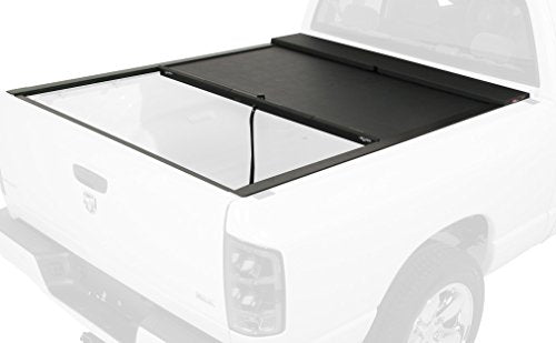 Roll-N-Lock LG445M M-Series Manual Retractable Truck Bed Cover for RAM 1500-3500 SB 03-08