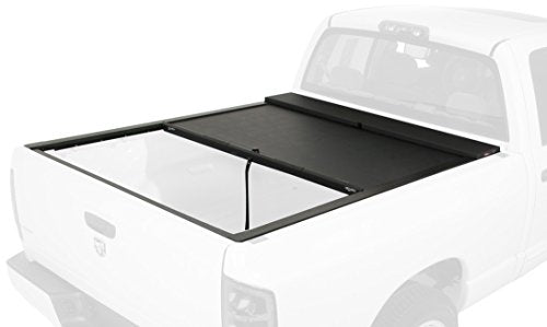 Roll-N-Lock LG455M M-Series Manual Retractable Truck Bed Cover for RAM 1500-3500 LB 03-08