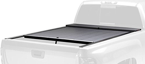 Roll-N-Lock LG500M Locking Retractable M-Series Truck Bed Tonneau Cover for 1990-1994 Toyota Pickup; 1995-2004 Tacoma Regular & Extended Cab | Fits 6' Bed