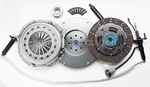 South Bend Clutch G56-OFEK Single Disc Dyna Max Upgrade Clutch Kit Dodge All Models 05-09