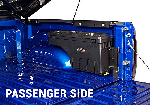 UnderCover SwingCase Truck Storage Box | SC201P | fits 1999-2014 Ford F-150 Passenger Side