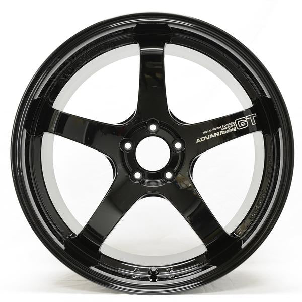 ADVAN Racing GT 20×10 and 20×12 (GTR/370Z)
