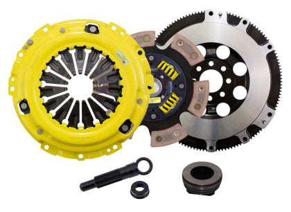 ACT Heavy Duty Clutch Kit 6 Puck with Flywheel Xtreme DN4-XTG6 2003-2005 Dodge Neon SRT4