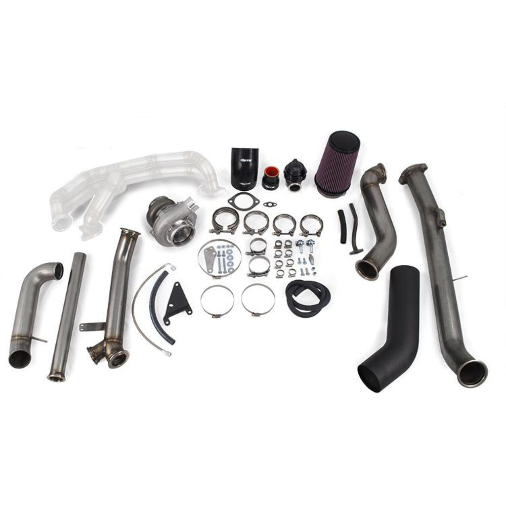 ETS 08-14 Subaru STI Turbo kit (2 Bolt Up-Pipe Connection) - Subaru STI 08-14