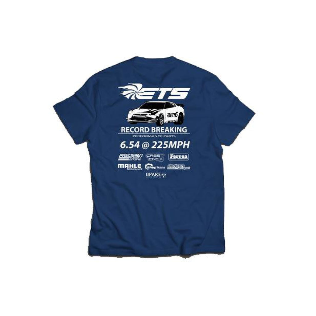 ETS GTR World Record Tee Shirt