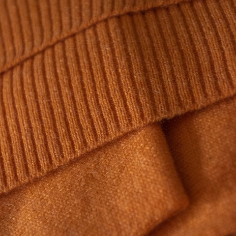 Zoomed Photo of Cashmere Fabric