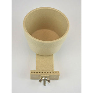 EASY-LOCK BIRD FEEDING BOWL SMALL