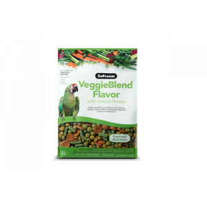 ZuPreem VeggieBlend Large/Medium Bird