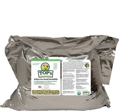 Top's Small pellets 25 lbs bag (Special order)
