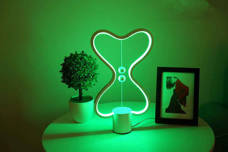 Rainbow Heng Balance Night Lamp