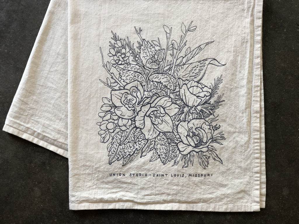 Union Studio Flour Sack Towel