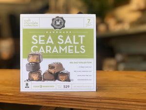 Sea Salt Caramels Set