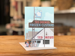 Ted Drewes Card