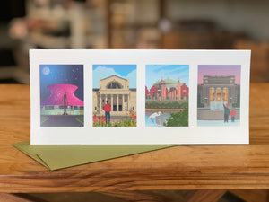 Forest Park Gems Notecard Pack