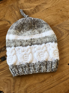 Cotton Baby Hat