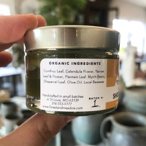 Shoot Dang! Herbal Salve