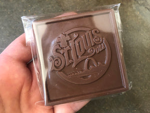 Milk Chocolate St. Louis Bar
