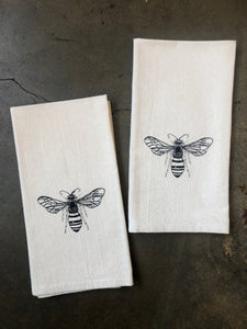 Bee Napkin Set