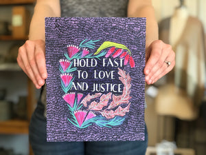 Hold Fast Print