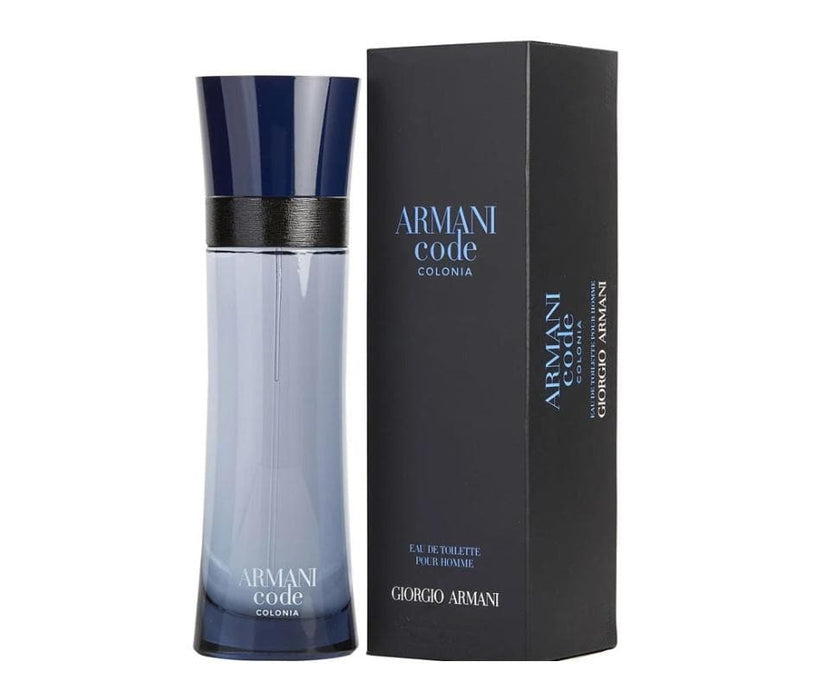 Shop for Armani Code Colonia (M) EDTonline - 36uur