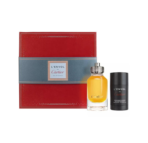 Shop for Cartier L'Envol De Cartier 80ml+ Deodorant 75ml Gift Setonline - 36uur