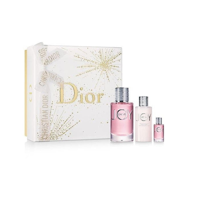 Shop for Dior Joy (W) EDP 90ml+Mini 5ml+Body Lotion 75ml Gift Setonline - 36uur