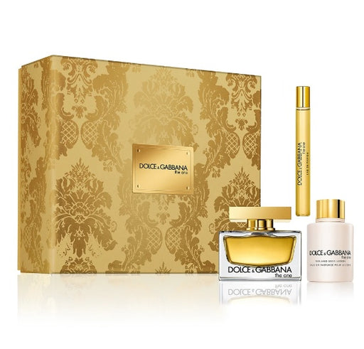 Shop for Dolce & Gabbana The One (W) EDP 75ml+Body Lotion 100ml+EDP 10ml Travel Setonline - 36uur