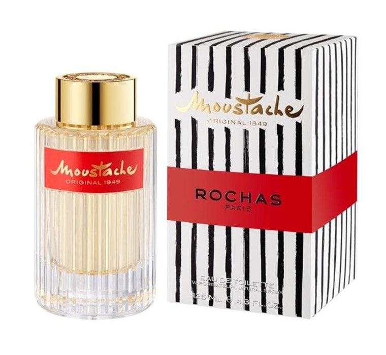 Shop for Rochas Moustache Original 1949 Eau De Toilette 125mlonline - 36uur