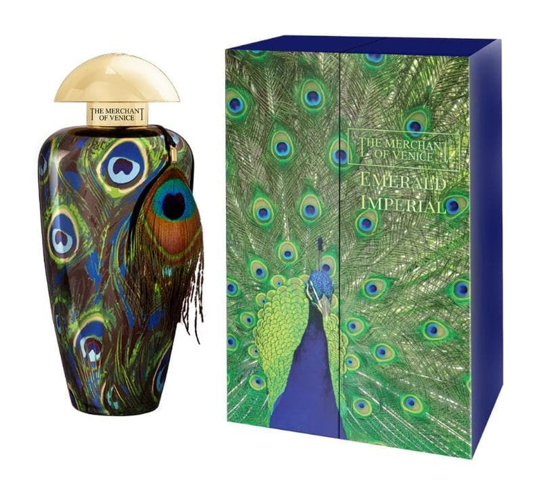 Shop for The Merchant Of Venice Imperial Emerald Eau De Parfum Concentreeonline - 36uur