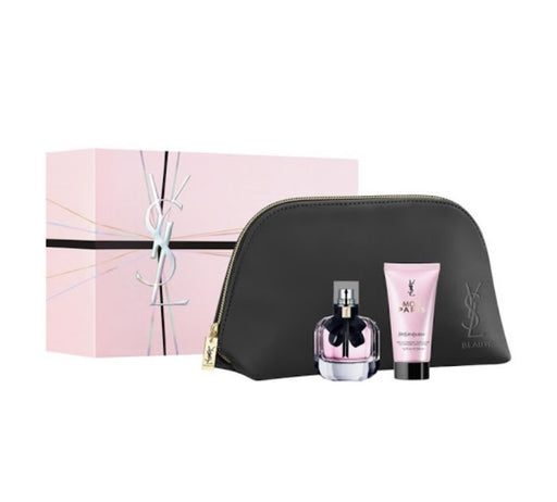 Shop for YSL Mon Paris EDP 50ML+Body Lotion 50ml+Pouch Gift Setonline - 36uur