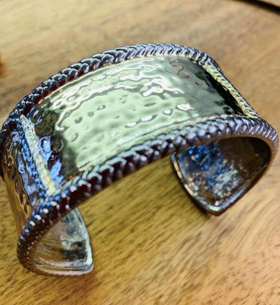 Slip on this Cuff and feel like Wonder Woman! - Juli & Boutique