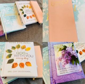 Journals and Devotionals - Juli & Boutique