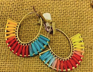 Rainbow Earrings - Juli & Boutique