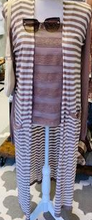 Load image into Gallery viewer, Lightweight Summer Sweater Duster - Juli & Boutique
