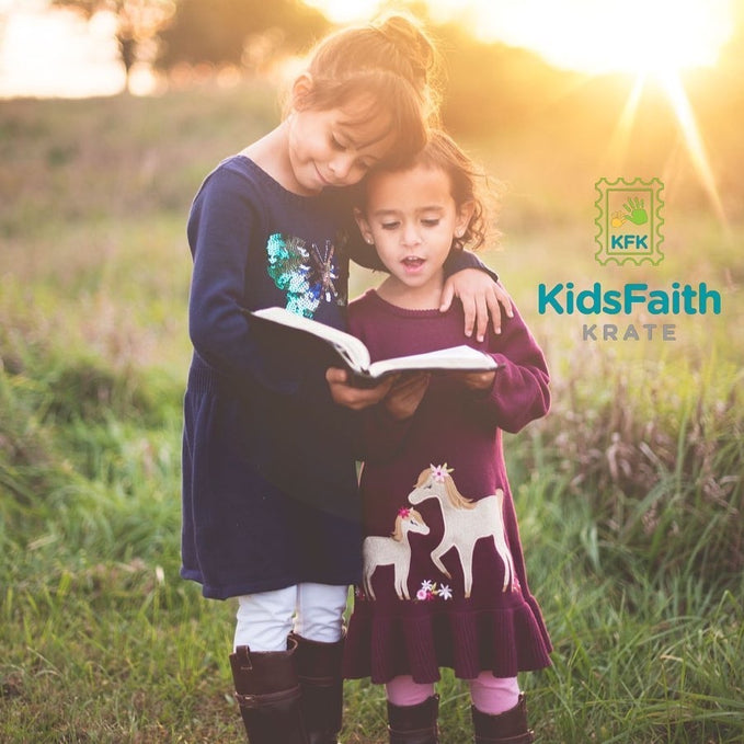 The Best Children's Bibles For Ages 6-12 Years + How To Help Your Child Read the Bible