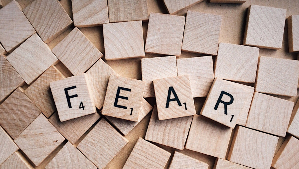 The Secret to Overcoming Fear