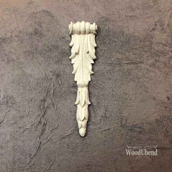 WoodUbend Corbel Decor Moulding Applique
