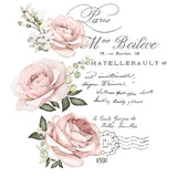 "CHATELLERAULT - 27"" x 32.6"" - Redesign Decor Transfer Decal"