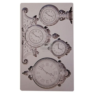 Decor Mould ReDesign with Prima Elisian Clockworks