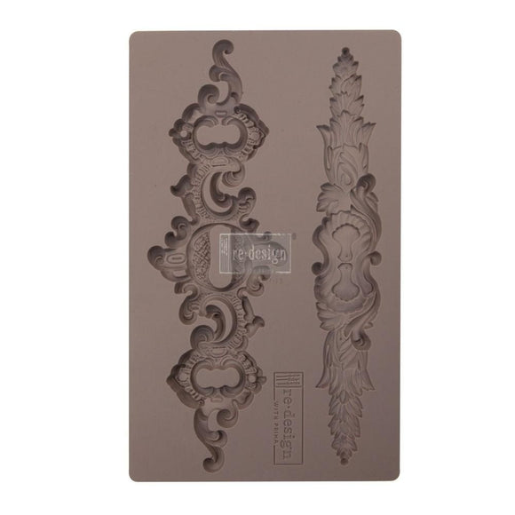 SICILIAN PLATES Decor Mould Re-Design with Prima 8