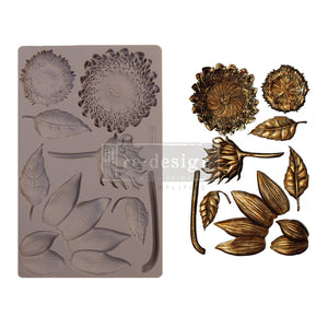 Silicone Decor Mould - Forest Treasures
