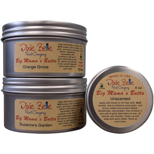 BIG MAMA'S BUTTA - Orange Grove- 4oz/113g, 10oz/238g Dixie Belle