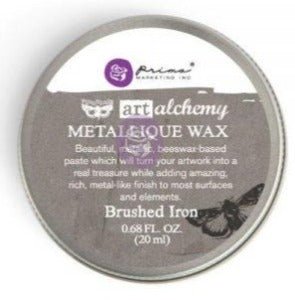 Metallique Wax Finnabair ReDesign