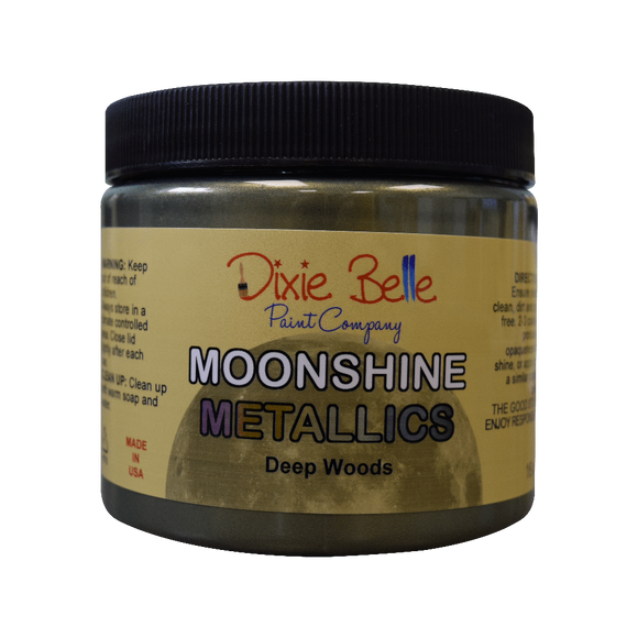 MOONSHINE METALLIC - Deep Woods - Dixie Belle - 16oz/473ml