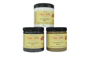DIXIE MUD - white - 8oz/226g - Dixie Belle
