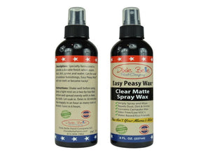 EASY PEASY SPRAY WAX - 8oz/236ml - Dixie Belle Paint Products