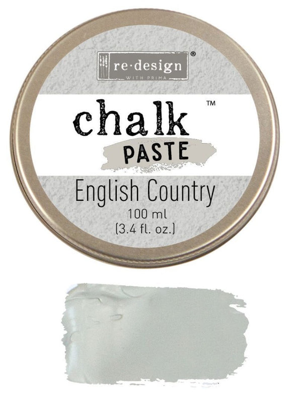 English Country Chalk Paste