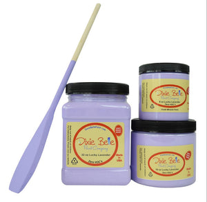 LUCKY LAVENDER - Dixie Belle - Chalk Mineral Paint - 236ml/8oz - 473ml/16oz - 946ml/32oz