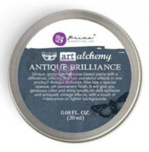 Antique Brilliance Wax Finnabair ReDesign